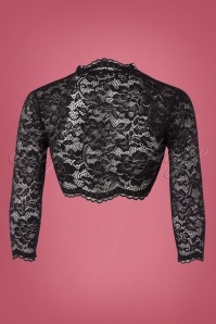 Banned Lace Black Bolero 141 10 22390 20170828 0005W