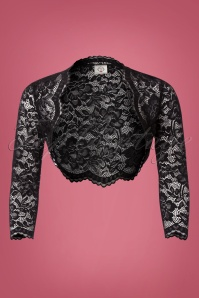 Banned Lace Black Bolero 141 10 22390 20170828 0002W
