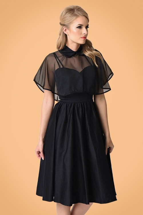 Discussion vintage style black dress you