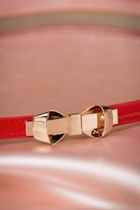 Dancing Days by Banned red Gold Bow Belt 230 20 22240 05302016 003