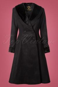 Bunny Vivien Coat Black  152 10 13450 20140709 0007W