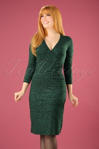 King Louie Green Dress 100 49 21353 20170811 0009W