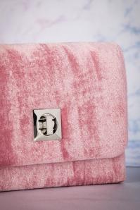 Darling Divine Pink Velvet Clutch 22667 08032017 042