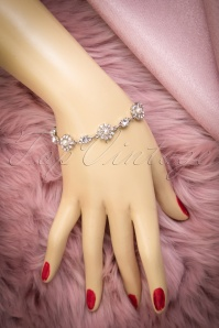 Lovely Grace Cream Daimond Bracelet  310 92 22691 20170825 0012w