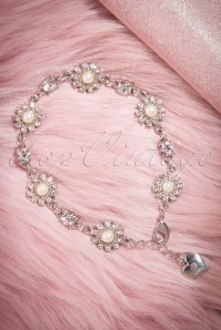 Lovely Grace Cream Daimond Bracelet  310 92 22691 20170825 0004w