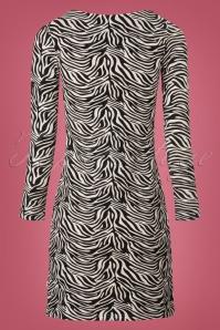 Blutsgeschwister Twiggy Stardust Zebra Dress 106 14 21672 20170831 0029w