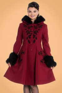 Bunny Sherwood Black Red Coat 152 20 22631 20170912 01