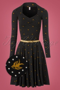 Blutsgeschwister Tidy And Polkadot Dress 102 14 21676 20170831 0016 voorkantwv