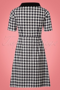 Lindy Bop Monica Houndstooth Dress 106 14 22909 20170831 0006W