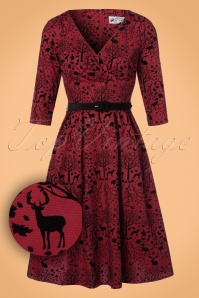 Bunny 50s Sherwood Forest Dress 102 27 22595 20170912 0003W1