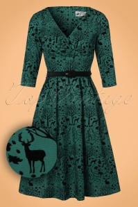 Bunny 50s Sherwood Forest Dress 102 27 22594 20170912 0003W1