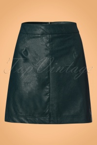 4FunkyFlavours Sugar Kane Faux Leather Skirt 123 40 22638 20170907 0003W