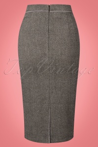 Dancing Days by Banned Izzy Pencil Skirt 120 15 22363 20170912 0007w