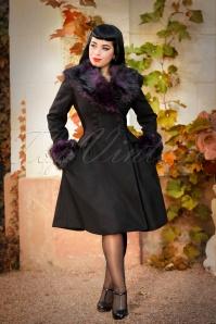 Bunny Noir Coat 19590 2W