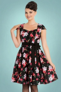 Bunny Liliana Floral Swing Dress 102 14 22608 20170912 0008