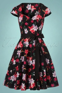 Bunny Liliana Floral Swing Dress 102 14 22608 20170912 0007W