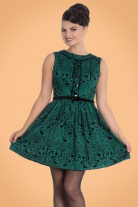 Bunny 50s Sherwood Mini Forest Dress 102 49 22596 20170912 0008