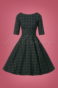 Bunny Peebles 50s Swing Dress 102 49 22598 20170913 0004W