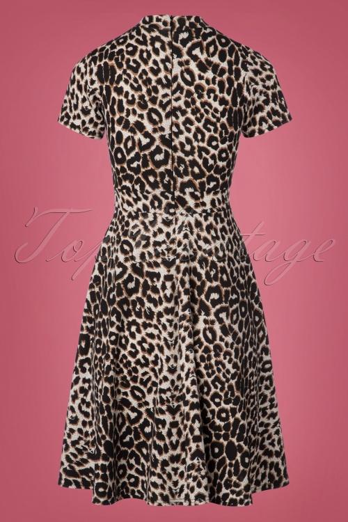 Vintage Chic Marcella Leopard Print Dress 102 58 22489 20170915 0007W 7b9f876b4