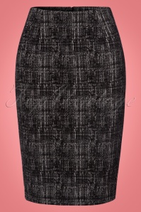 Fever Neve Skirt Black and White 120 14 22185 20170918 0001W