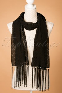 Darling Divine black scarf 240 10 22662 12092017 016W