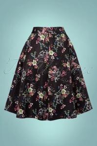 Yumi Oriental Botanic Skirt 122 14 21922 20170918 0007W