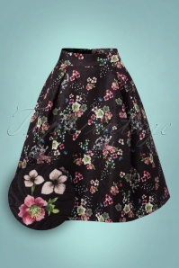 Yumi Oriental Botanic Skirt 122 14 21922 20170918 0002W1