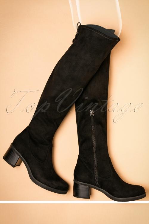 df27fb6a4af Tamaris Black Boots 440 10 21530 19092017 026W