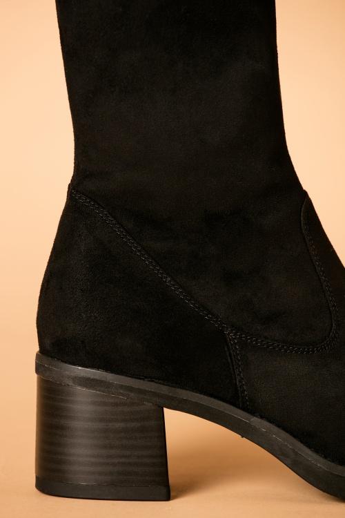 ce94774ad16 Tamaris Black Boots 440 10 21530 19092017 017