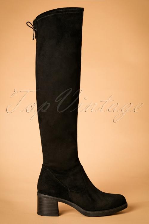 2ddd372635a Tamaris Black Boots 440 10 21530 19092017 005W