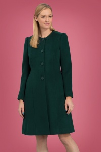Emily and Fin Amelia Green Coat 152 40 21577 20170921 0009