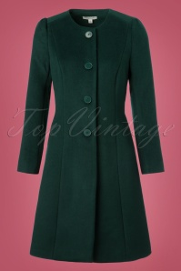 Emily and Fin Amelia Green Coat 152 40 21577 20170921 0003W