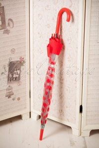 ZaZoo umbrella red dots 270 27 22882 18092017 002W