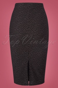 Vintage Chic Leopard Button Pencil Skirt 120 39 22500 20170921 000w6jpg