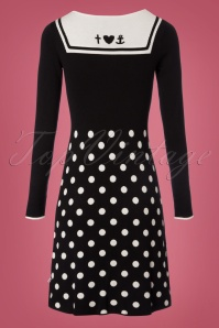 Blutsgeschwister Three Wishes Sailor Polkadot Dress 100 14 21664 20170922 0007W