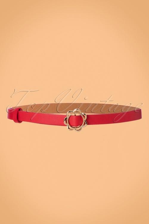 Vixen Decorativ Red Belt 230 20 23058 26092017 004W