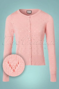 Collectif Clothing Lovelyn Blush Cardigan 140 22 21603 20170802 0002W1