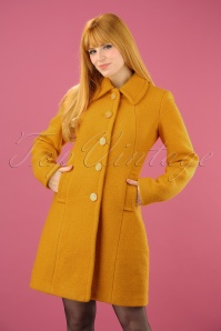King Louie Laura Coat Veggie in Honey Yellow 152 80 21382 20170830 0001 (2)