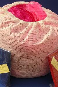Petticoat bag waszak bewaarzak