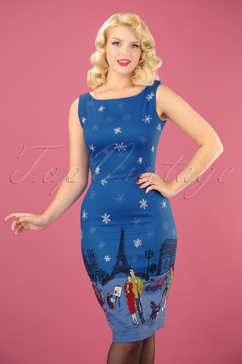 Dancing Days by Banned Romance Winter in Paris Dress 100 39 19788 20161110 0004 (2)w