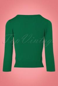 Mak Sweater Uni Sweater in Kelly Green 113 40 23268 20171002 0003w