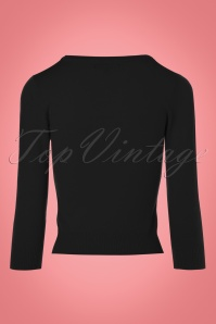 Mak Sweater Uni Sweater in Black 113 10 23266 20171002 0008w