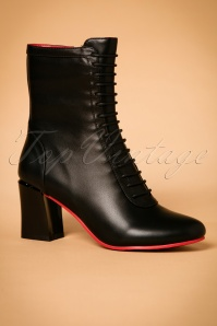 Dancing Days banned Fantasy Boots in black 430 10 22447 25092017 002W