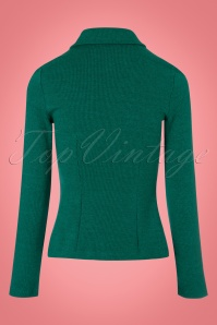 Wow To Go! Pole Blouse in Green 112 40 21615 20171002 0012w
