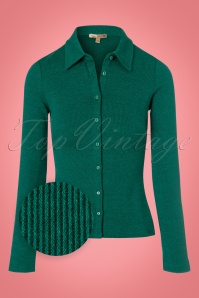 Wow To Go! Pole Blouse in Green 112 40 21615 20171002 0003wv