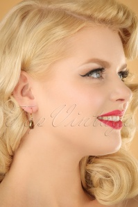 Glamfemme KC Gold earrings 333 40 23006W