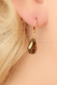 Glamfemme KC Gold earrings 333 40 23006aW