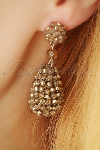 Glamfemme Gold Earrings 333 91 22995aW