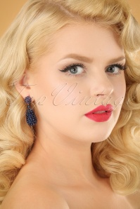 Glamfemme Blue earrings 333 30 22994W