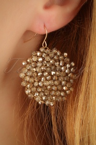 Glamfemme Gold Earrings 333 91 22996aW